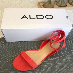 Brand New, Aldo sandals! Size 7.5